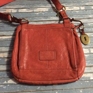😁Fossil Great Condition Cross Bag